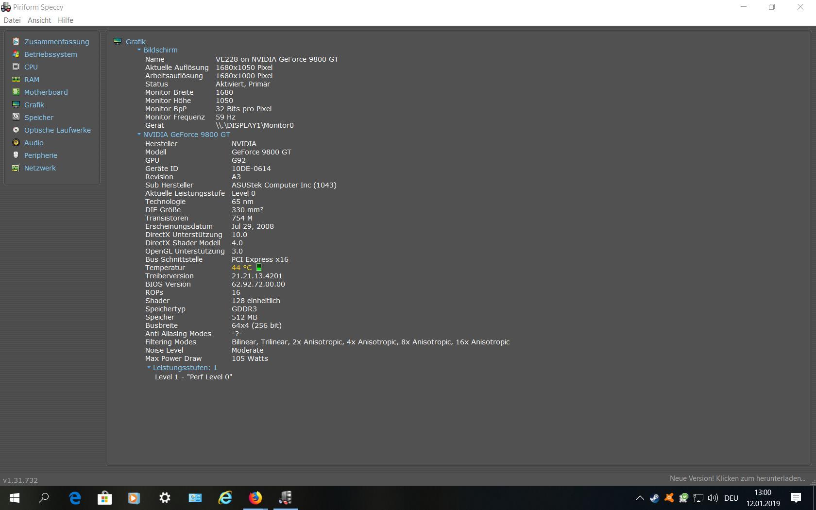 Upgrade auf Windows 10 1809 schlägt fehl