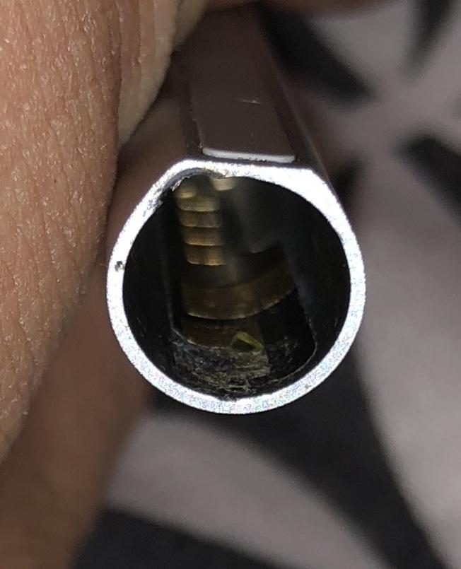 Radierer meines Surface (4 Pro) Pens Ist defekt.