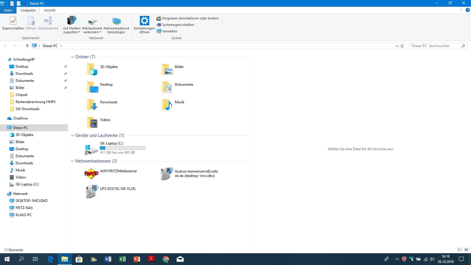 DVD Laufwerk Matshita DVD-RAM UJ8HC wird nach Windows 10 Update ich mehr erkannt.