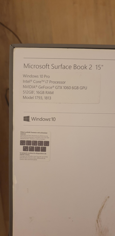 Surface Book 2, was soll das?!
