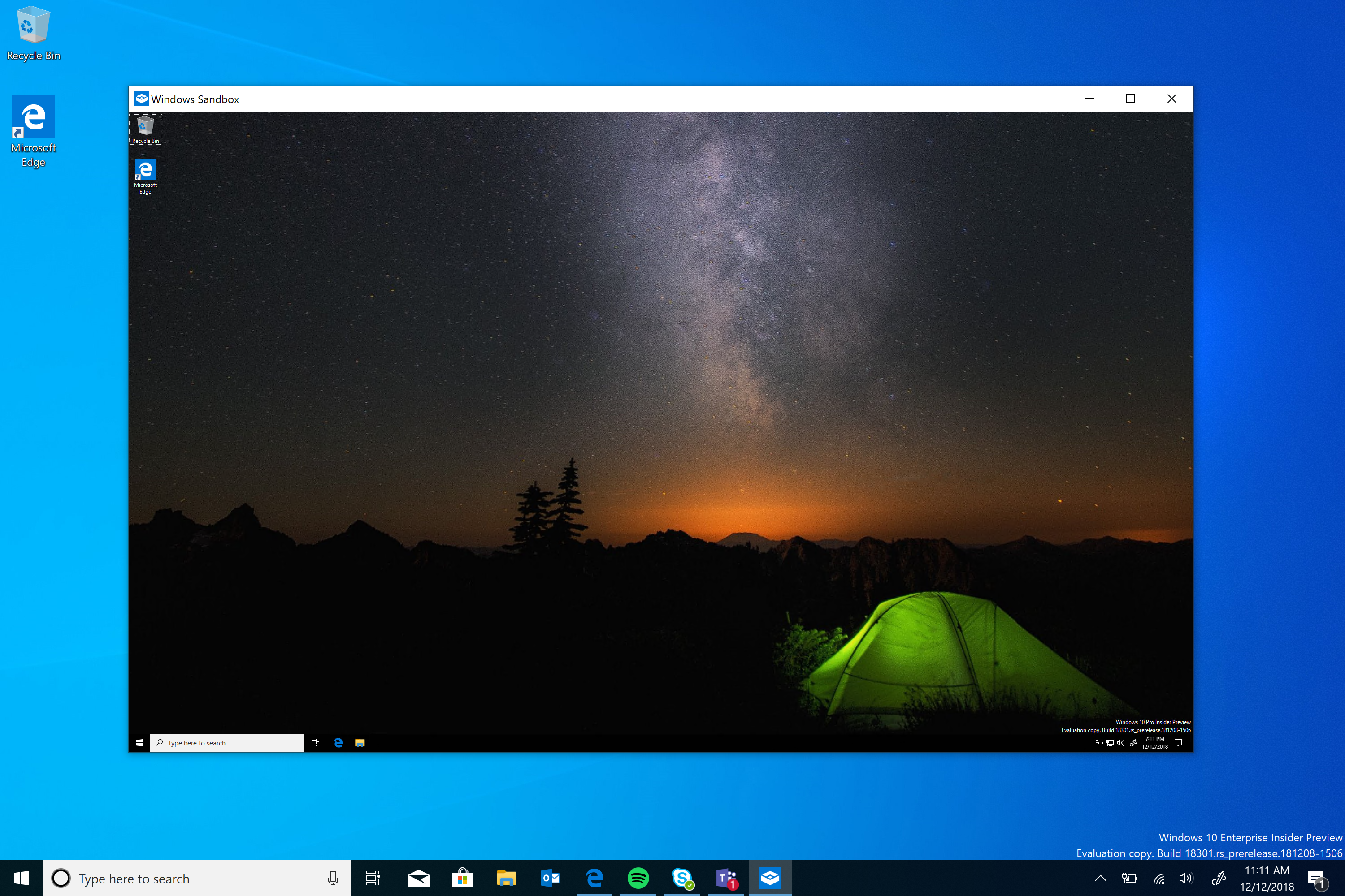 Was ist neu in Build 18305 (19H1)?