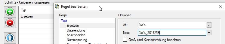 Viele Dateien umbenennen / immer gleiche Tastenkombination im Explorer Ausführen