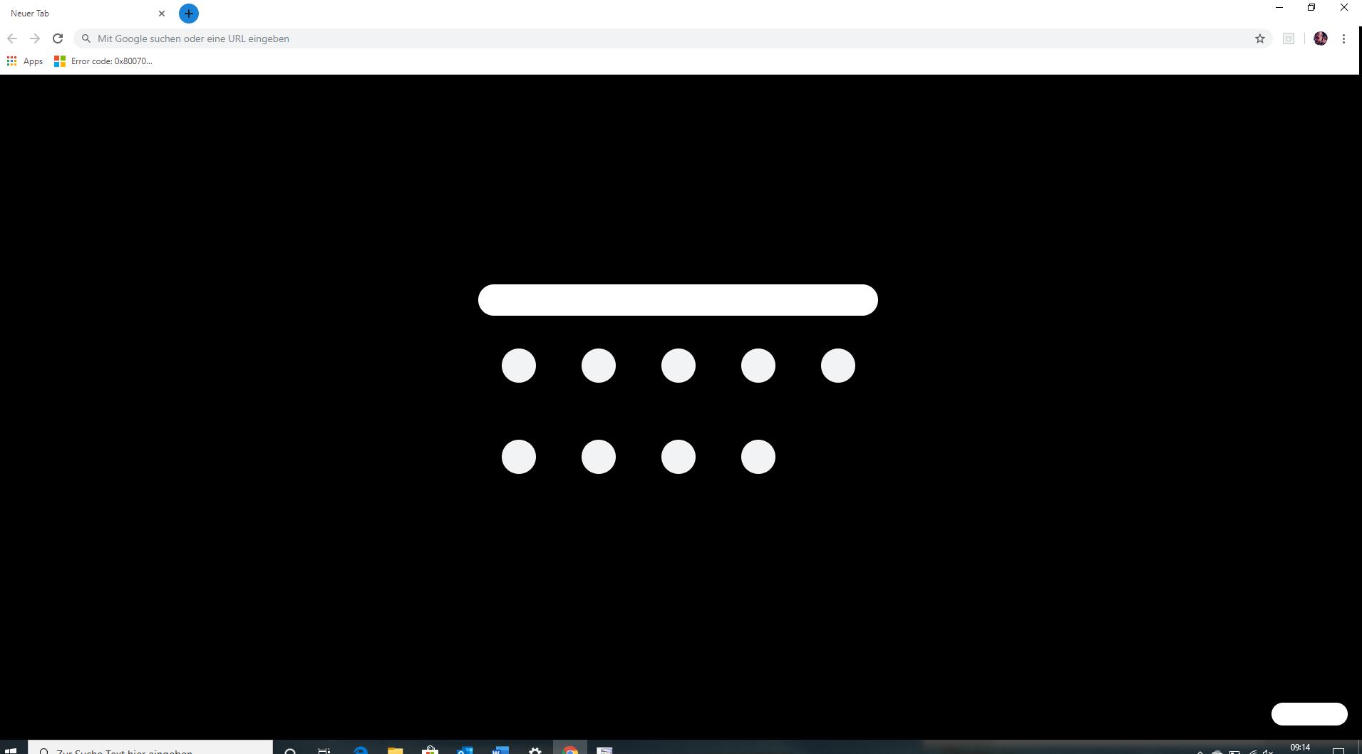 Darstellungsprobleme nach aktuellen Windows 10 Updates
