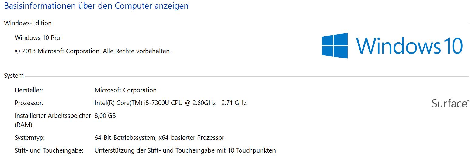 Prozessor taktet auf 0.38GHz runter