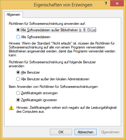 Windows edge crached nach Creator Update