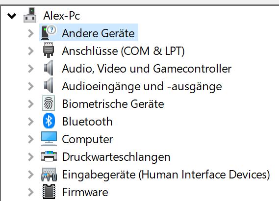 Akku wird von meinem SurfaceBook2 nicht erkannt