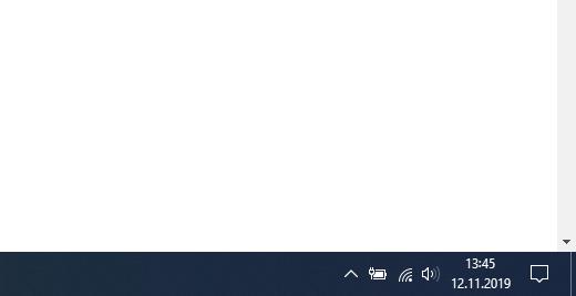 Keine Benachrichtigungen auf dem Desktop