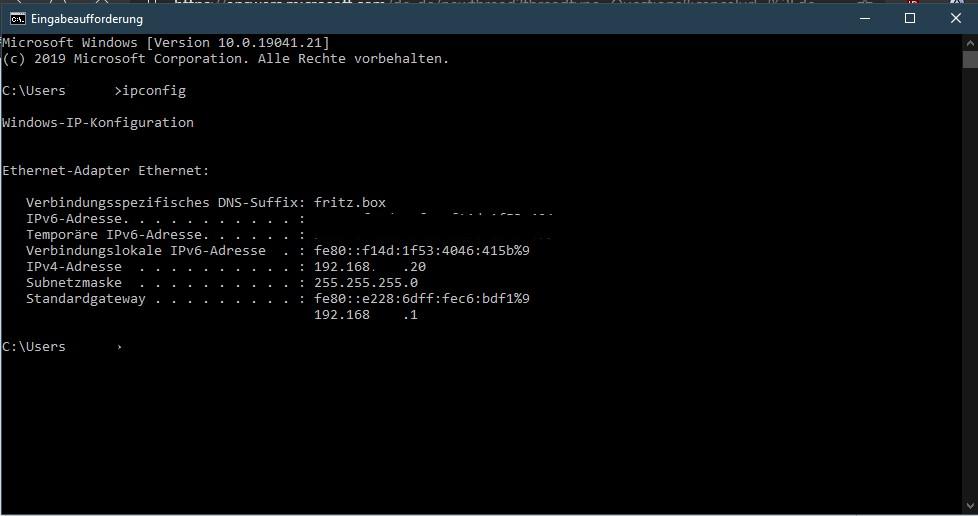 NAS-Server öfters nicht direkt ansprechbar
