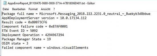 Windows/temp verzeichniss wird mit hunderten Gbyte mit .evtx Dateien vollgeschrieben