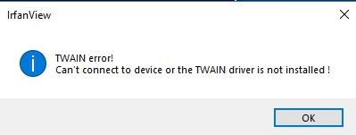 Scanner geht nicht mehr nach Windows 10 Update!