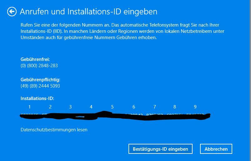 Windows 10 lässt sich trotz verknüpftem Microsoft Account nicht auf neuer Hardware aktivieren