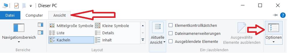 Doppelklick Maus abschalten bei Windows 10