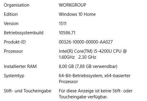 Update Fehler für das Service Pack 1 für Microsoft Access Database Engine 2010 (KB2460011), 32-Bit-E