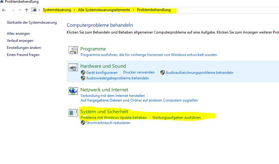 Windows 10 nach Update unbenutzbar