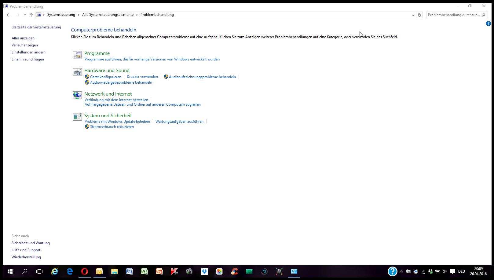 Nach Windows 10 Update: Eigenes WLAN erscheint nicht mehr in Liste, daher keine Verbindung...