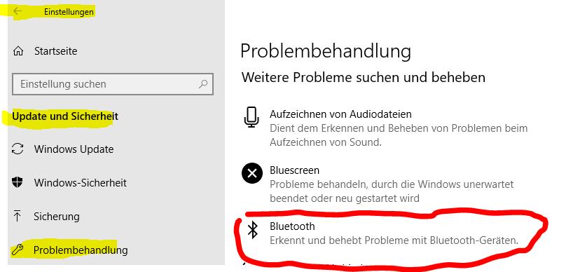 Bluetooth-Maus funktioniert seit ca. 3 Wochen nicht mehr