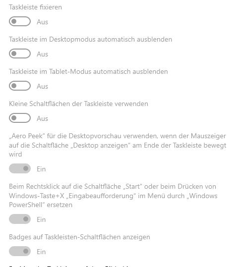 Microsoft Edge YouTube Videos im Fullscreen und die Taskleiste.