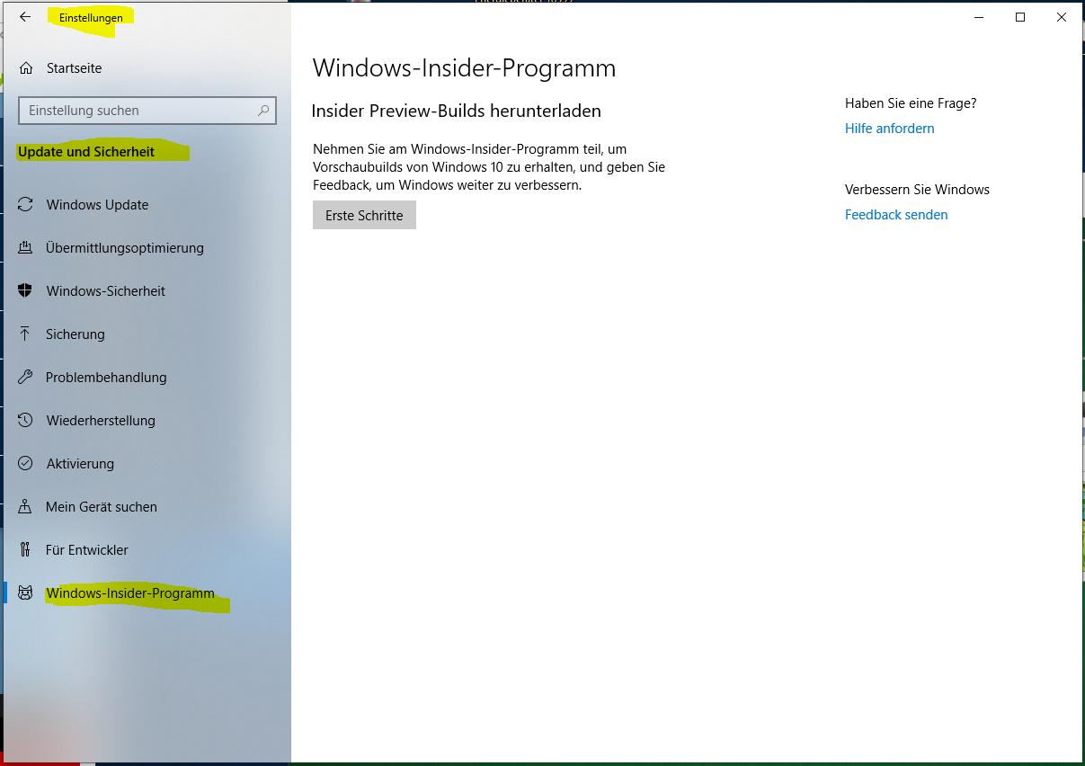 Windows 10 20H1: Microsoft arbeitet an Verbesserung für die Sandbox