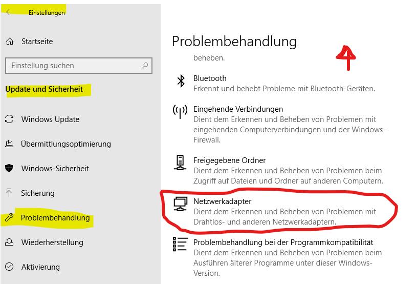Keinen Zugriff auf Fritzbox vom PC aus