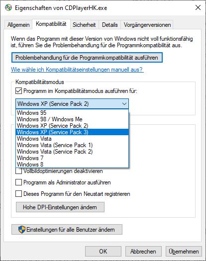 Service Pack unter Windows 10 installieren?
