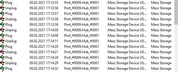 [gelöst] USB-Port permanent entfernen