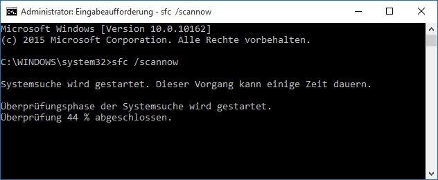 Update-Installation schlägt fehl mit Fehlercode: (0x80073712) - bei Update KB4346783