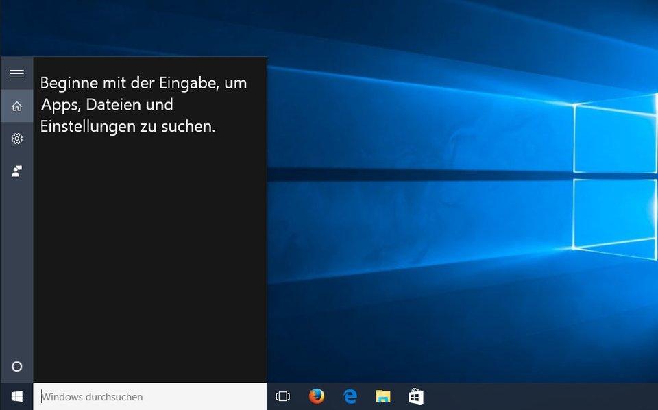 Die Indizierung funktioniert nicht - Windows 10